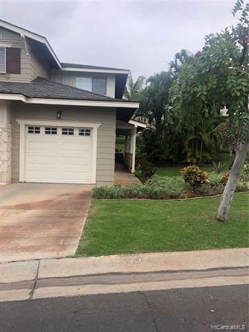 92-1053F Koio Drive M9-6, Kapolei, HI 96707 (MLS #202116012) :: Corcoran Pacific Properties