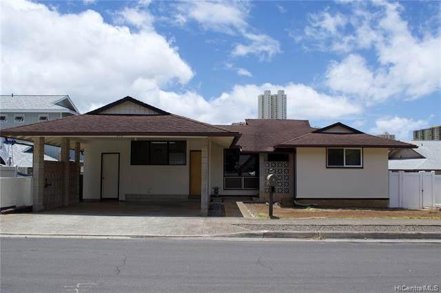 973 Ala Kapua Street, Honolulu, HI 96818 (MLS #202116027) :: Corcoran Pacific Properties
