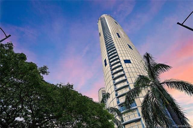 1296 Kapiolani Boulevard #4101, Honolulu, HI 96814 (MLS #202116039) :: Corcoran Pacific Properties