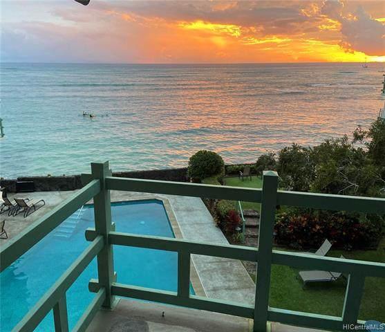 2957 Kalakaua Avenue #314, Honolulu, HI 96815 (MLS #202116055) :: Corcoran Pacific Properties