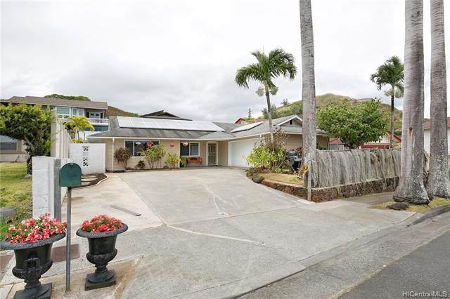 1388 Kina Street, Kailua, HI 96734 (MLS #202116056) :: Corcoran Pacific Properties