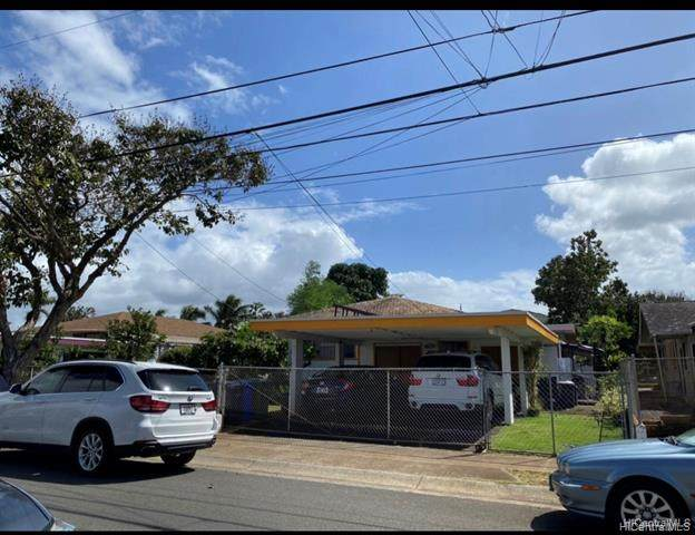 94-1215 Kahuaina Street, Waipahu, HI 96797 (MLS #202116058) :: Corcoran Pacific Properties