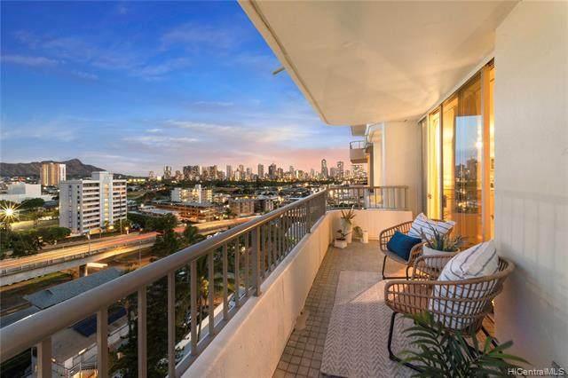 2825 S King Street #1003, Honolulu, HI 96826 (MLS #202116059) :: Hawai'i Life