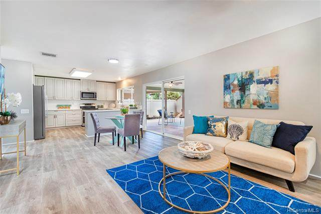 91-1032 Kamaehu Street, Ewa Beach, HI 96706 (MLS #202116092) :: Corcoran Pacific Properties