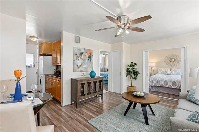 1134 Kinau Street #801, Honolulu, HI 96814 (MLS #202116093) :: Island Life Homes
