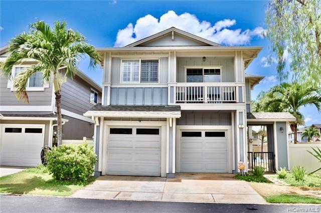 91-1200 Keaunui Drive #17, Ewa Beach, HI 96706 (MLS #202116104) :: Weaver Hawaii   Keller Williams Honolulu