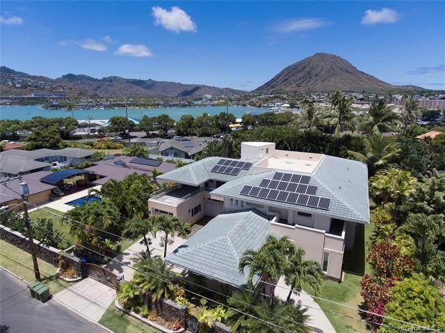 260 Portlock Road, Honolulu, HI 96825 (MLS #202116116) :: Corcoran Pacific Properties