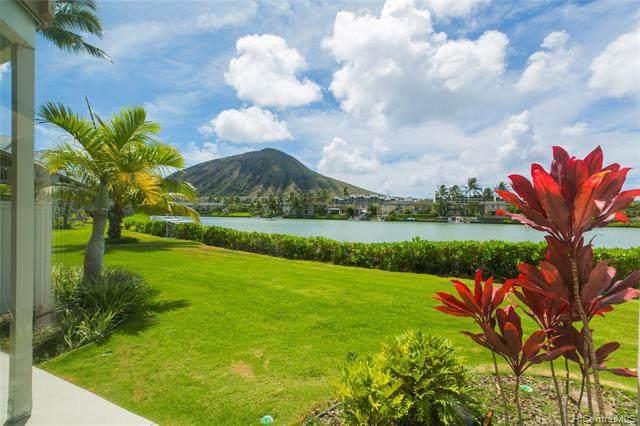 7007 Hawaii Kai Drive G13, Honolulu, HI 96825 (MLS #202116144) :: Weaver Hawaii | Keller Williams Honolulu