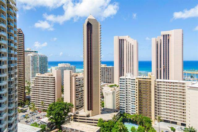 1700 Ala Moana Boulevard #1404, Honolulu, HI 96815 (MLS #202116146) :: Weaver Hawaii | Keller Williams Honolulu