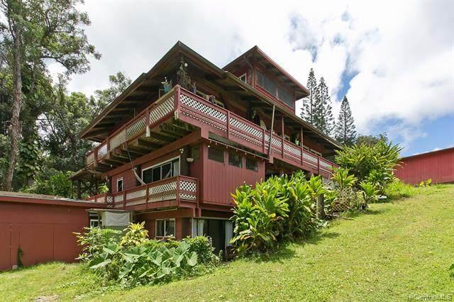 59-652 Pupukea Road, Haleiwa, HI 96712 (MLS #202116158) :: Weaver Hawaii | Keller Williams Honolulu