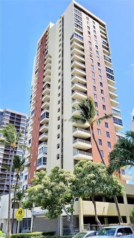 2740 Kuilei Street #1706, Honolulu, HI 96826 (MLS #202116169) :: Hawai'i Life