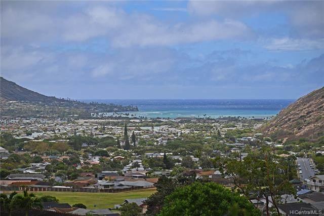 882 Nana Honua Street, Honolulu, HI 96825 (MLS #202116206) :: Island Life Homes