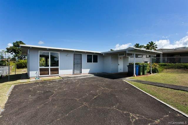 2214 Aamanu Street, Pearl City, HI 96782 (MLS #202116226) :: Weaver Hawaii | Keller Williams Honolulu