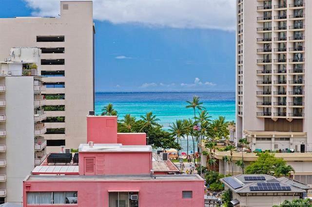 2440 Kuhio Avenue #807, Honolulu, HI 96815 (MLS #202116232) :: Weaver Hawaii | Keller Williams Honolulu