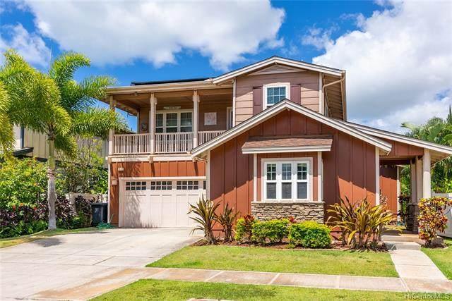 91-212 Kuanoo Place, Ewa Beach, HI 96706 (MLS #202116240) :: Weaver Hawaii   Keller Williams Honolulu