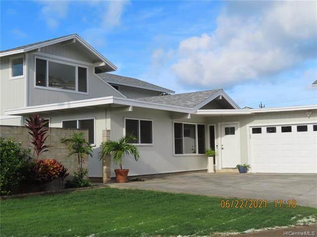 1226 Punana Loop, Kailua, HI 96734 (MLS #202116244) :: Weaver Hawaii   Keller Williams Honolulu