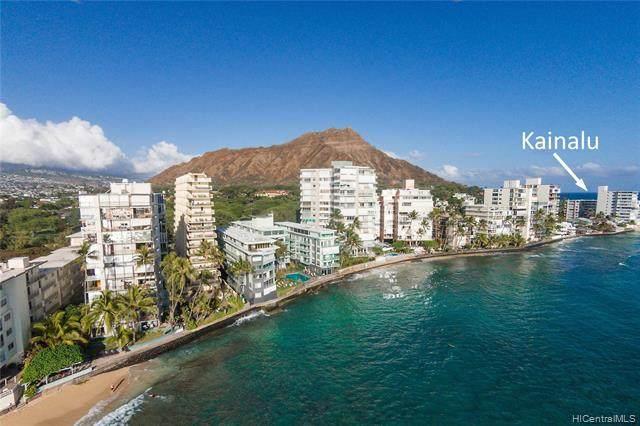2801 Coconut Avenue 2E, Honolulu, HI 96815 (MLS #202116253) :: Keller Williams Honolulu