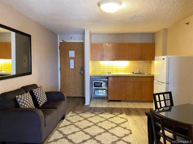 1088 Bishop Street #2704, Honolulu, HI 96813 (MLS #202116270) :: Weaver Hawaii   Keller Williams Honolulu