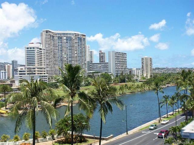 1888 Kalakaua Avenue #1003, Honolulu, HI 96815 (MLS #202116276) :: Weaver Hawaii   Keller Williams Honolulu
