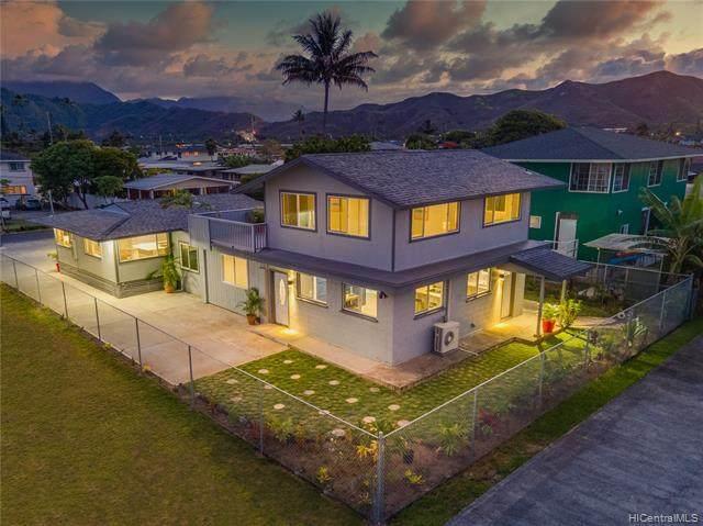 430B Manono Street B, Kailua, HI 96734 (MLS #202116373) :: Island Life Homes