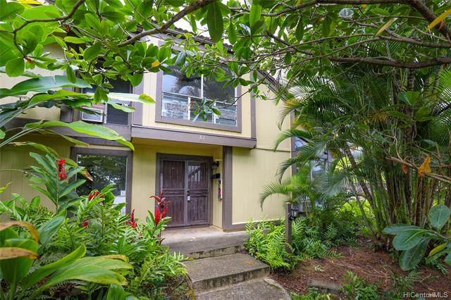 46-318 Haiku Road #81, Kaneohe, HI 96744 (MLS #202116437) :: Island Life Homes