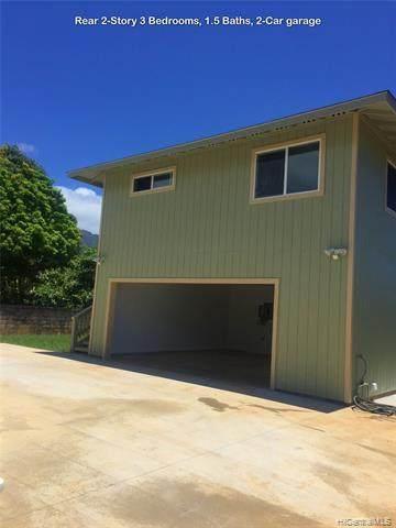 47-121 Wailehua Road, Kaneohe, HI 96744 (MLS #202116509) :: Weaver Hawaii | Keller Williams Honolulu