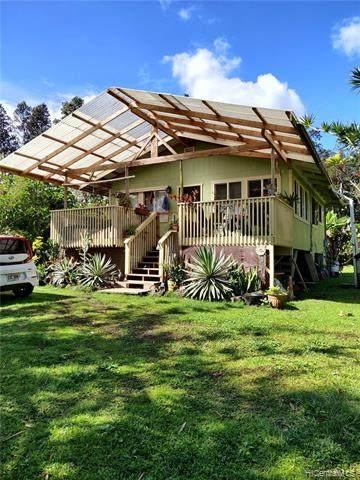 16-1099 Wao Kele Road, Kurtistown, HI 96760 (MLS #202116517) :: Island Life Homes