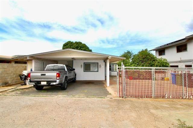 92-743 Paakai Street, Kapolei, HI 96707 (MLS #202116533) :: LUVA Real Estate