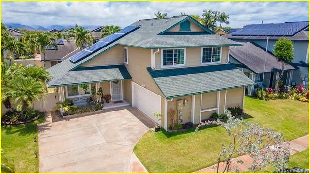 91-317 Hoalauna Place, Ewa Beach, HI 96706 (MLS #202116561) :: Keller Williams Honolulu