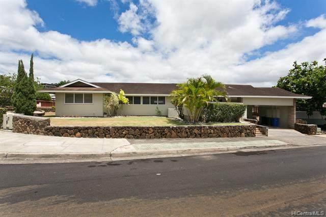 3281 Ala Laulani Street, Honolulu, HI 96818 (MLS #202116727) :: LUVA Real Estate