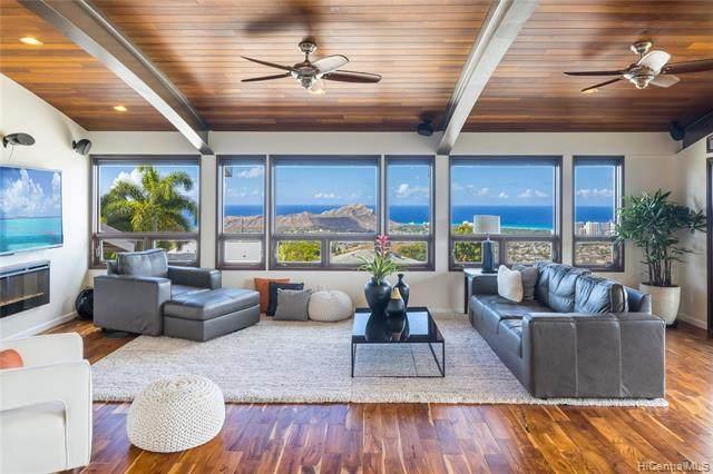 4658 Sierra Drive, Honolulu, HI 96816 (MLS #202117874) :: Corcoran Pacific Properties