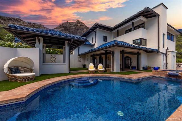 2999 Makalei Place, Honolulu, HI 96815 (MLS #202117888) :: Keller Williams Honolulu