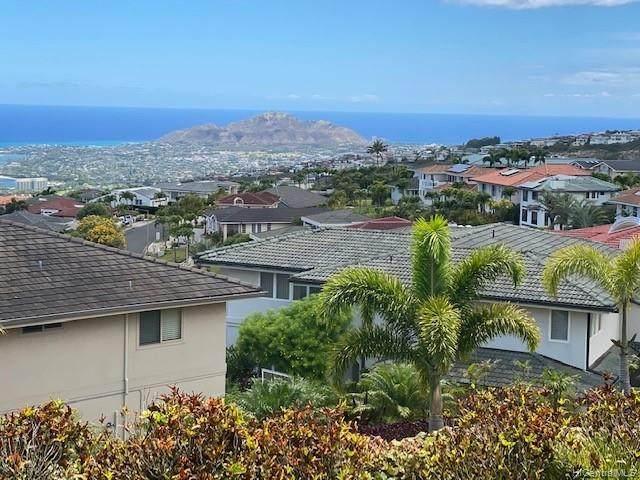 886 Puuikena Drive, Honolulu, HI 96821 (MLS #202117905) :: Corcoran Pacific Properties