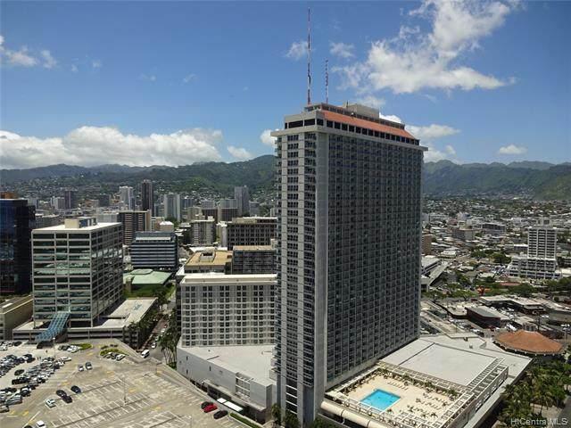 410 Atkinson Drive #847, Honolulu, HI 96814 (MLS #202117918) :: Keller Williams Honolulu