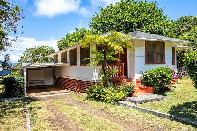 1818 Eames Street, Wahiawa, HI 96786 (MLS #202117984) :: Exp Realty