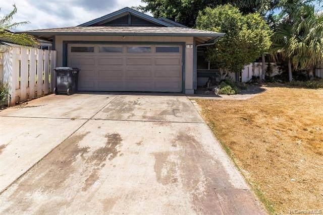91-992 Keoneae Place, Ewa Beach, HI 96706 (MLS #202118076) :: LUVA Real Estate