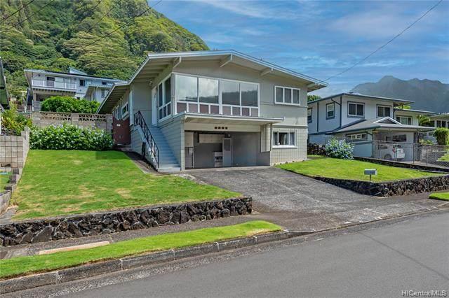 3382 Loulu Street, Honolulu, HI 96822 (MLS #202118101) :: Corcoran Pacific Properties