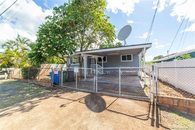 67-411 Kekauwa Street, Waialua, HI 96791 (MLS #202118171) :: Keller Williams Honolulu