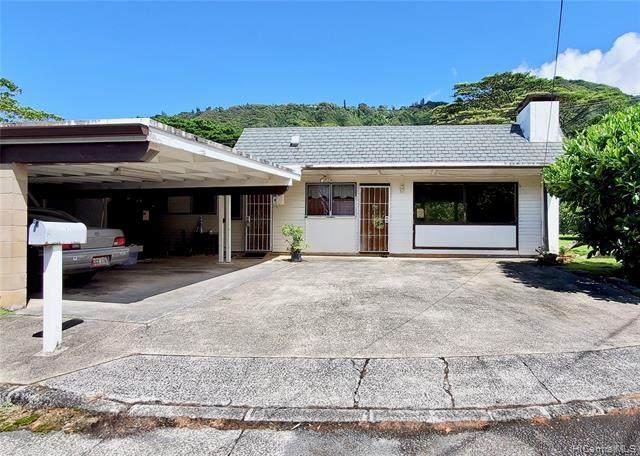 3272 Paumaka Place, Honolulu, HI 96822 (MLS #202118180) :: Corcoran Pacific Properties