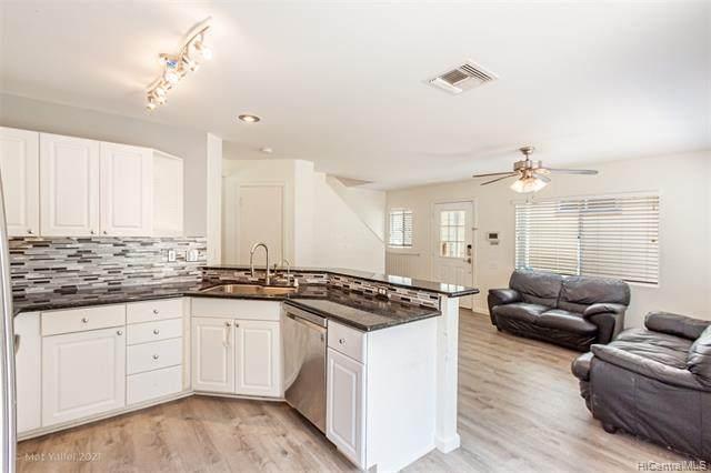 91-596 Makalea Street, Ewa Beach, HI 96706 (MLS #202118237) :: LUVA Real Estate