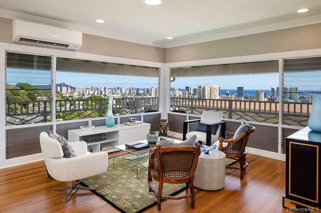 2060 Mott Smith Drive, Honolulu, HI 96822 (MLS #202118241) :: Weaver Hawaii | Keller Williams Honolulu