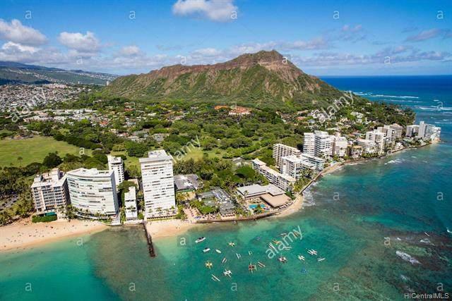 2937 Kalakaua Avenue #27, Honolulu, HI 96815 (MLS #202118245) :: Team Lally