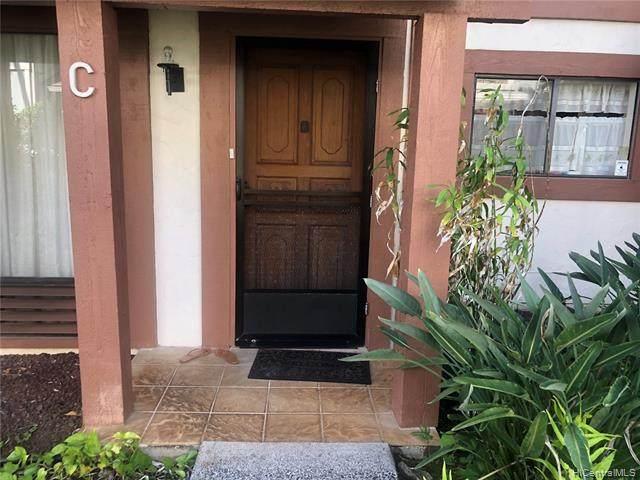 98-1744 Kaahumanu Street C, Pearl City, HI 96782 (MLS #202118252) :: Weaver Hawaii | Keller Williams Honolulu