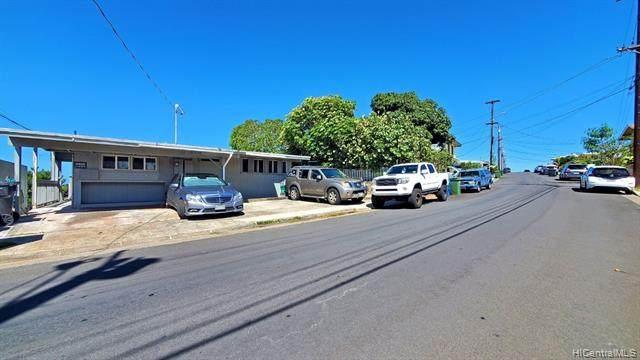 1122 Wanaka Street, Honolulu, HI 96818 (MLS #202118259) :: Weaver Hawaii | Keller Williams Honolulu