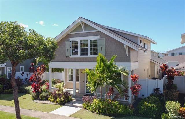 91-1045 Kaiamaloo Street, Ewa Beach, HI 96706 (MLS #202118278) :: Compass