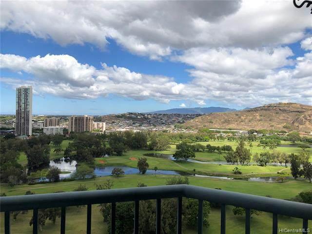 3075 Ala Poha Place #2103, Honolulu, HI 96818 (MLS #202118316) :: LUVA Real Estate