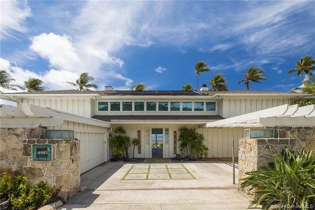 4981 Kalanianaole Highway, Honolulu, HI 96821 (MLS #202118339) :: Corcoran Pacific Properties