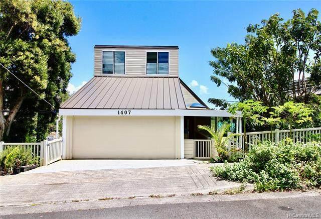 1407 Ala Iolani Street, Honolulu, HI 96819 (MLS #202118349) :: Weaver Hawaii | Keller Williams Honolulu