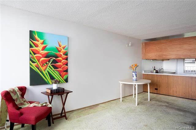 5122 Likini Street #213, Honolulu, HI 96818 (MLS #202118457) :: LUVA Real Estate