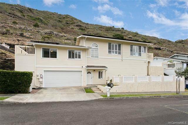 1464 Miloiki Street, Honolulu, HI 96825 (MLS #202118581) :: Weaver Hawaii | Keller Williams Honolulu